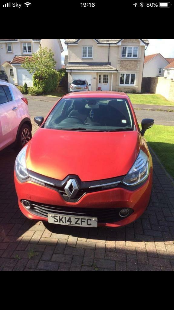 Renault Clio 1.2 VERY LOW MILEAGE