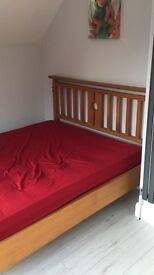 Beautiful double bedroom to let