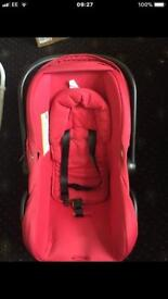 Baby car seat, as new