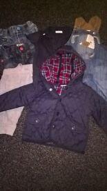 baby boys 3-6month next clothes bundle