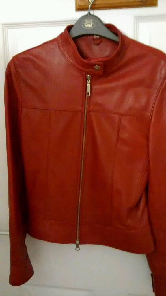 Real good quality leather jacket