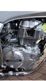 Honda 250 Superdream Engine WANTED!!!