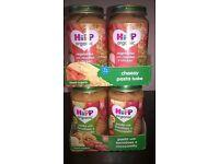 40 JARS BABY HIPP ORGANIC FOOD
