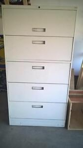 Used 5 Drawer Lateral File - Great Condition!
