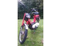 Classic Beauty! - Honda Camino 49cc Moped - including Bike Rack