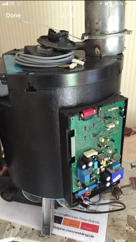 Truma C3400 Combo Boiler Spares Or Repairs In Nunthorpe
