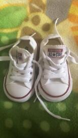 Converse shoes babies