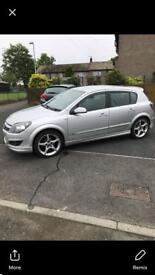 Vauxhall Astra h mrk5 petrol 1.8-16v-Sri-xpack-bodykit