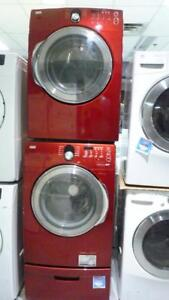 13-  Laveuse Sécheuse Frontales KENMORE ELITE AST2  Frontload Washer Dryer
