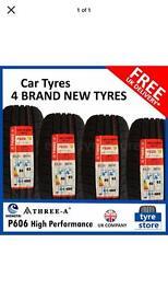 205/55/16 brand new tyres