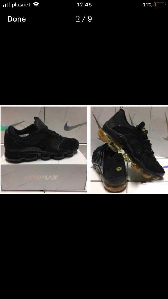 c54bbfb679 Nike vapormax and vapormax Plus vms tns 2018 New In Box reduced ...