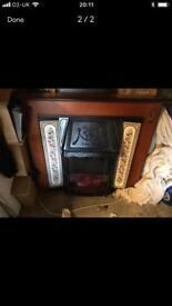 Fireplace must go ASAP