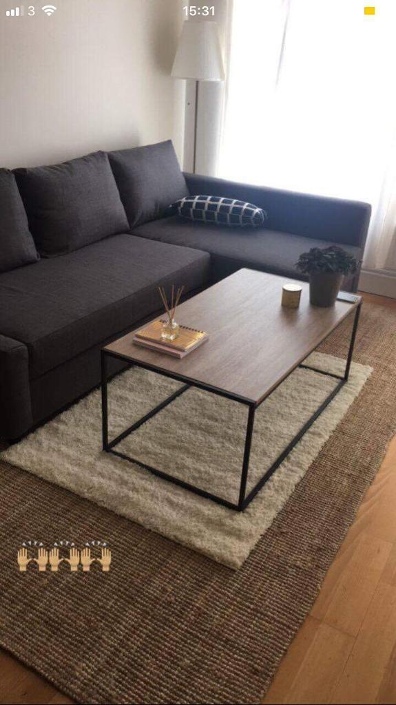 Ikea Vimle Corner Sofa Grey In Brighton East Sussex