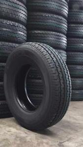 NEW ON SALE TRAILER TIRES ! HEAVY DUTY 10 PLY 235/80R16 225/75R15 TRAILER TIRE 235 80 R 16 225 75 R 15 10 PLY