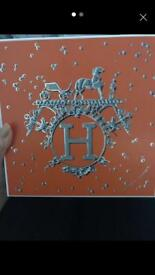Authentic Hermes gift set