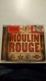 VARIOUS ARTISTS - MOULIN ROUGE MOVIE SOUNDTRACK CD LP