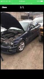 Breaking Bmw e46 coupe 330 ci 320 ci