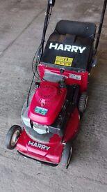 Harry Honda 5.5 self propelled lawn mower