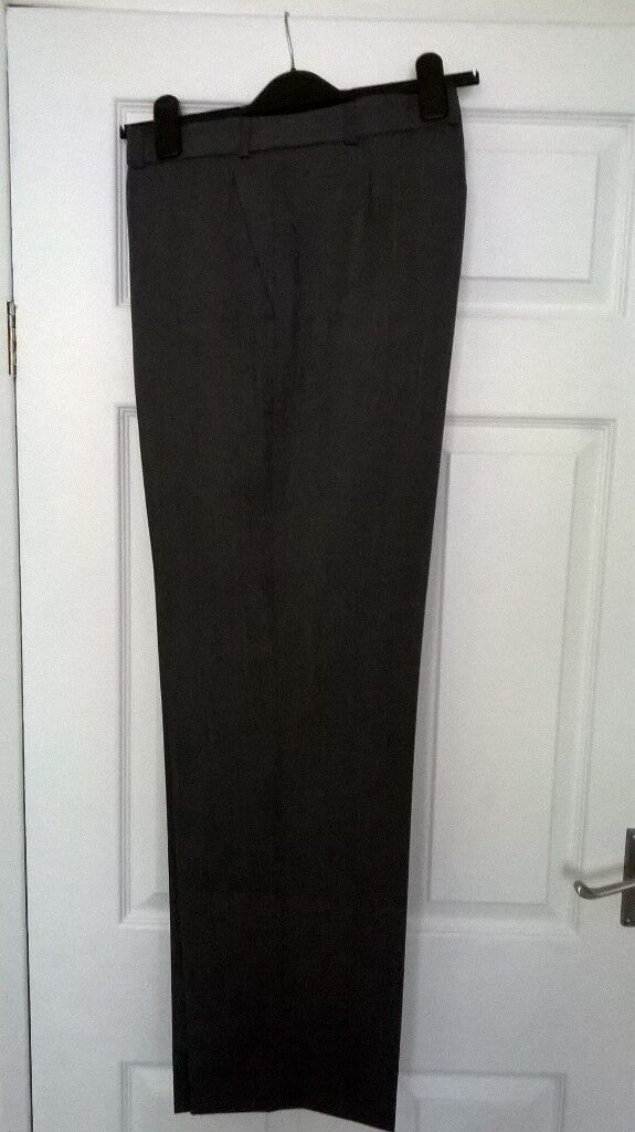 Grey Trousers from Burton NEW