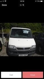 Wanted Van And Cars