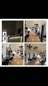 Chairs To Rent In Large City Centre Salon