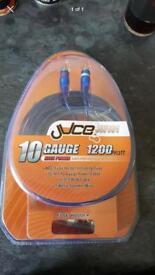 Brand new Juice wiring kit