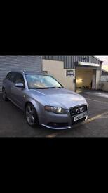 Audi A4 Sline Avant 2.0 TDI 12 months MOT