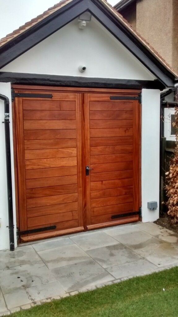 Wooden Gates Garage Doors Made To Measure In Crawley West