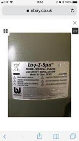 Lay z spa pump for spares