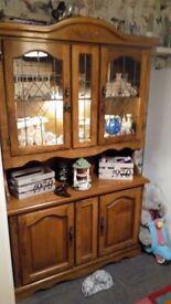 Wooden Kitchen Dresser/cabinet/storage unit