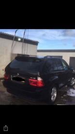 BMW X5 3l 4x4