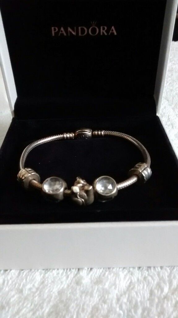 Pandora braclet £150 will consider offers can deliver or collection