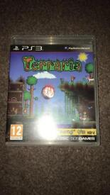 Terraria game for PS3