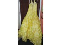 Prom Dress(Mori Lee) by Madelline Gardner