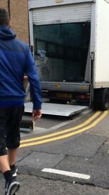 Removals Van Hire London, Man & Van, SWB & Luton Truck hire From £15/H