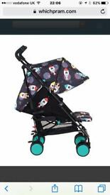***SOLD SOLD Cosatto Stroller brand new