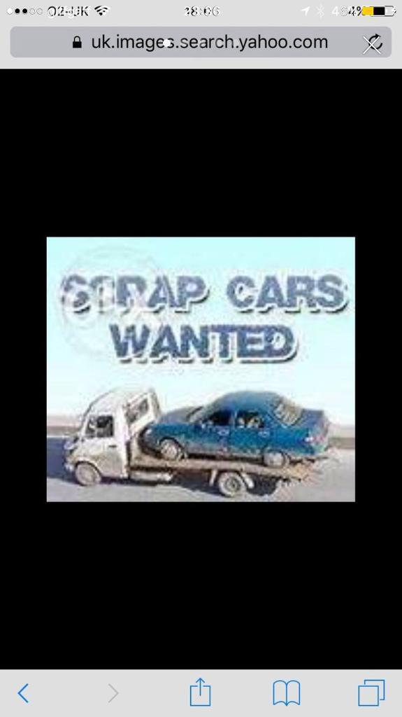 We buy runners non runners all cars wanted urgently 199 | in Hall ...