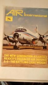 AIR INTERNATIONAL MAGAZINE VOLUME 21 NUMBER 5 – NOVEMBER 1981