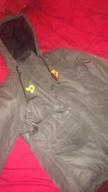 Watford FC winter coat