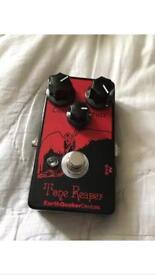 Earthquaker Devices EQD Tone Reaper Tone Bender style 3 knob fuzz pedal