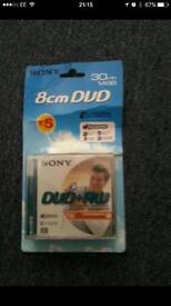 Sony DvD and RW- cd