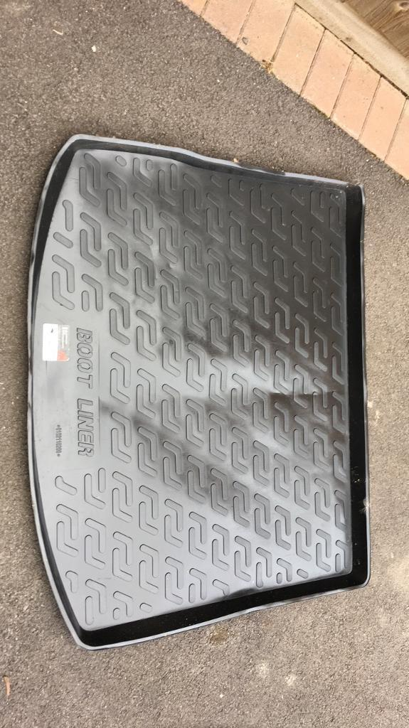 Genuine Ford Fiesta Boot Liner From 2017 2145696