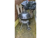 BBQ made by Kettle with Cover