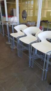 Hi-Top chairs and Tables