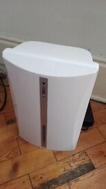 White Dehumidifier