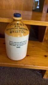 Vintage Stone Bristol Brewers Jar