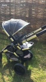icandy pushchair for sale