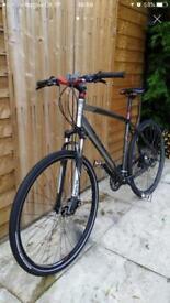Carrera. Cross fire mountain bike