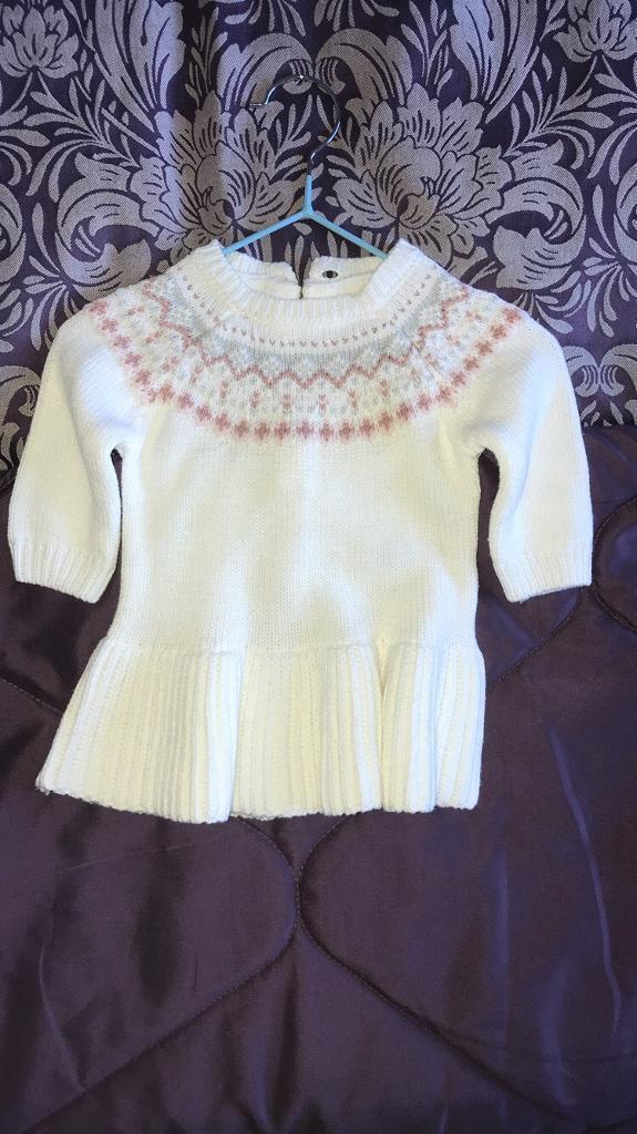 3d9c386f4 Baby Knitted Dress