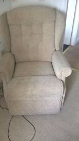 Sherborne Linton riser recliner chair